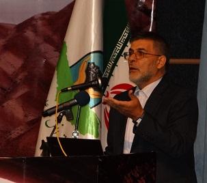 سخنرانی و ارائه کارگاه آموزشی توسط دکتر بنیسی در کنفرانس علوم معدنی