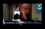 ارائه دکتر صمد بنیسی در کنفرانس IMPC ۲۰۱۴ در شیلی (۲)