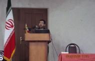 برگزاری مراسم دفاع از رساله ی دکترای یکی از اعضای مرکز تحقیقات کاشی گر