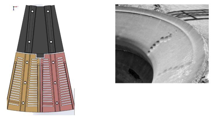 یکصد و هفتاد و یکمین سمینار هفتگی مرکز تحقیقات فرآوری کاشیگر (بررسی مدار سنگشکنی مواد برگشتی کارخانه پرعیارکنی 2، فاز 1)