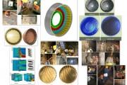 ارائه خلاصه کارکرد شش ساله ( ۹۴ - ۸۸ ) مرکز تحقیقات فرآوری مواد کاشی گر در شرکت معدنی و صنعتی گل گهر