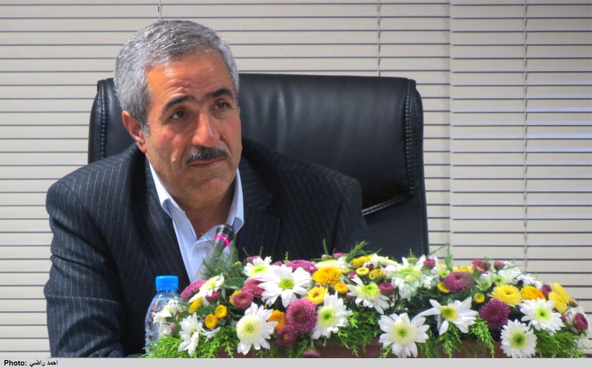 بازدید مدیر عامل شرکت صنایع ملی مس ایران از مرکز تحقیقات فرآوری مواد کاشی گر