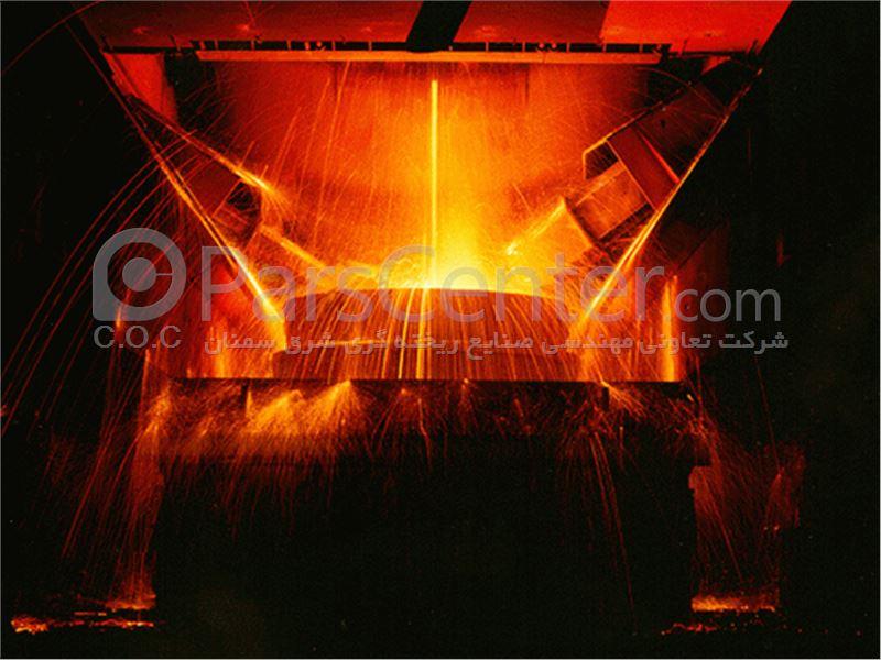 حضور مرکز نحقیقات فرآوری مواد کاشی گر در اولین همایش فولاد ریخته گری طبرستان