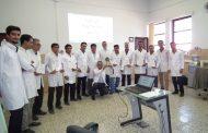 گزارش تصویری - روز دوم برگزاری اولین دوره کنترل کاربردی کارخانه های فرآوری مواد معدنی و آیین اختتامیه
