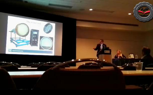 ارائه پروفسور صمد بنیسی در کنفرانس فرآوری کانادا (۴)
