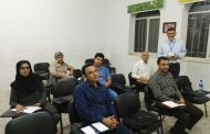 برگزاری کارگاه آموزشی کوتاه مدت عیب یابی کارخانه های فرآوری مواد در کنفرانس یزد توسط مرکز تحقیقات کاشی گر