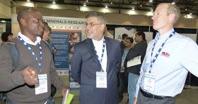 بازتاب حضور فعال مرکز تحقیقات کاشی گر در کنفرانس فرآوری کانادا ۲۰۱۶