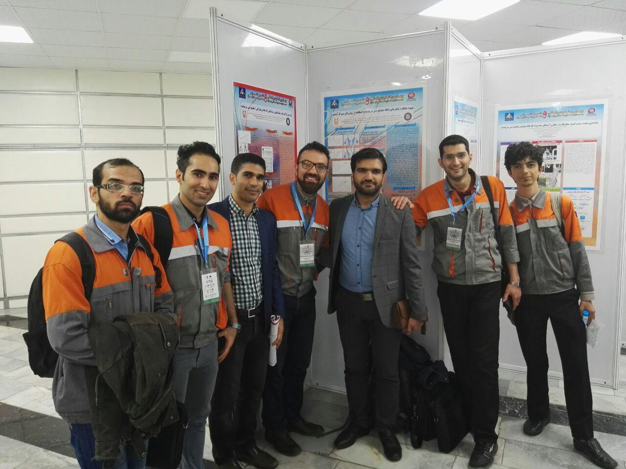 حضور فعال مرکز تحقیقات کاشی گر در چهارمین کنگره بین المللی معدن و صنایع معدنی و ششمین کنفرانس مهندسی معدن ایران