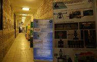سوم خرداد ماه ۱۳۹۶، چهارمین نمایشگاه دستاوردهای مرکز تحقیقات فرآوری مواد کاشی گر برگزار شد