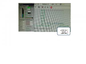 نمایشگر اتاق کنترل حلقه بعد از راه اندازی