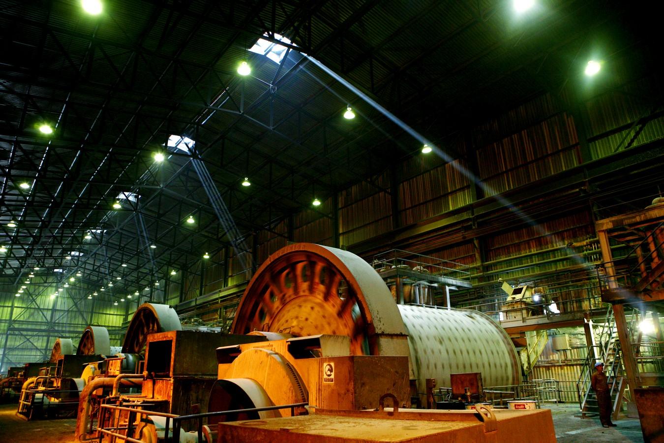 سیصدوسیوپنجمین جلسه هفتگی مرکز تحقیقات فرآوری مواد کاشیگر (بررسی راهبری مدار آسیاکنی کارخانه پرعیارکنی یک)
