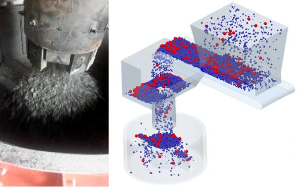 سیصد و سی و هشتمین جلسه هفتگی مرکز تحقیقات فرآوری مواد کاشیگر (بررسی اقدامات انجام شده در راستای افزایش کارایی سنگ شکن بار برگشی فاز ۲)