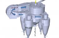 بیست و چهارمین جلسه هفتگی استانداردسازی و بازرسی فرآیند در کارخانه های گل گهر (استاندارد سازی جداکننده هوایی دینامیکی در کارخانه گندله سازی شرکت معدنی و صنعتی گل گهر)